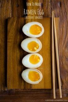 Ramen Egg (Ajitsuke Tamago) | Easy Japanese Recipes at JustOneCookbook.com