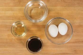 Ramen Egg Ingredients
