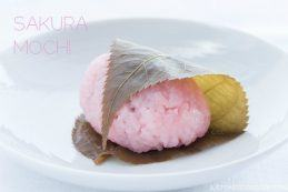 Sakura Mochi | Easy Japanese Recipes at JustOneCookbook.com