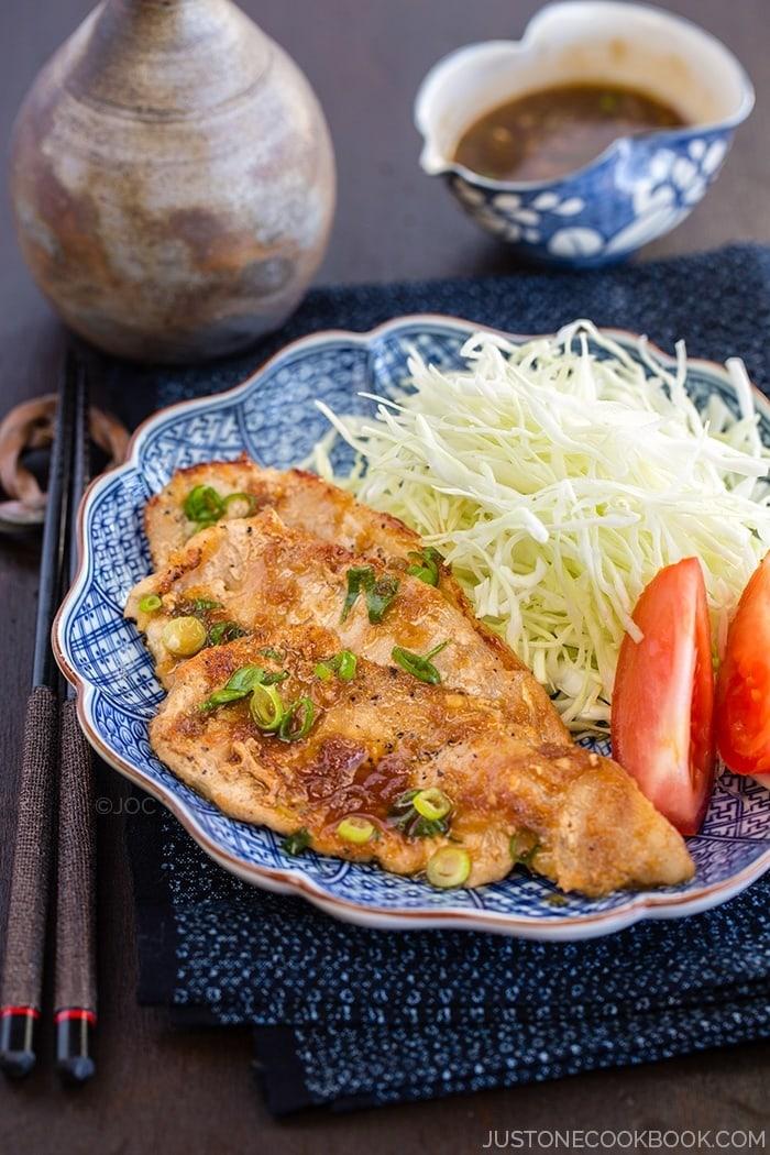 Japanese pork tenderloin recipes