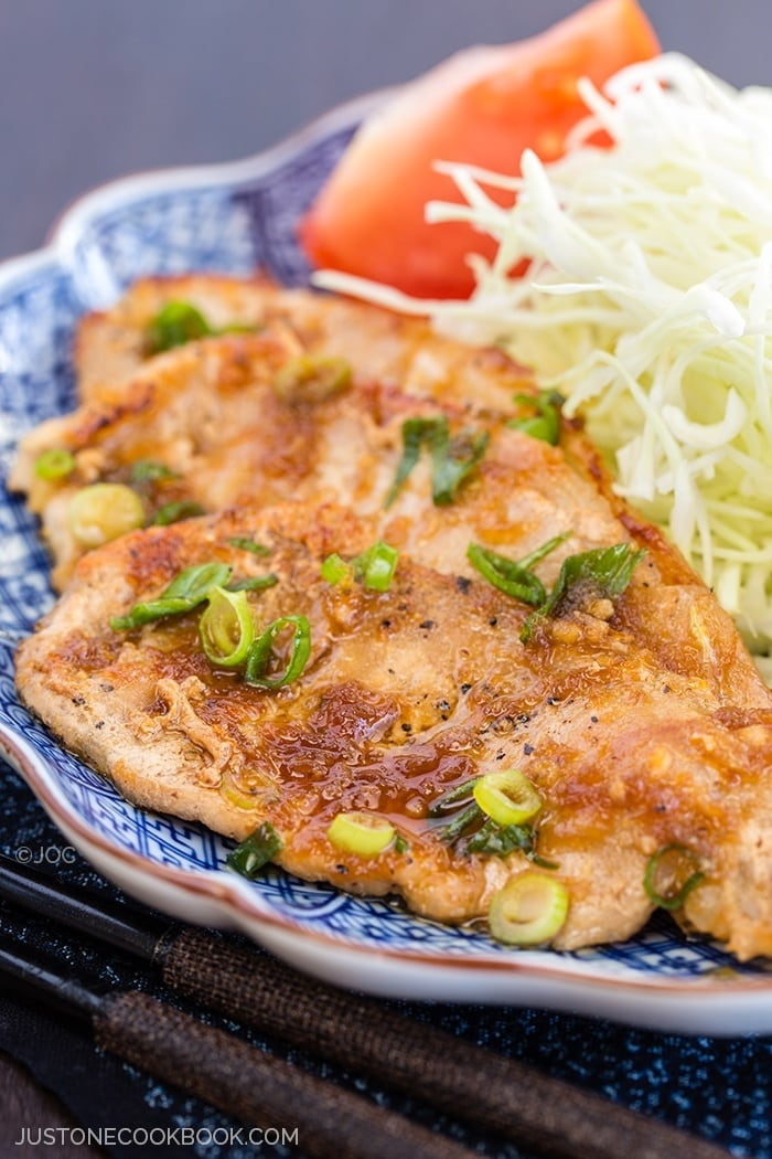 Ginger Pork (Shogayaki) | Easy Japanese Recipes at JustOneCookbook.com