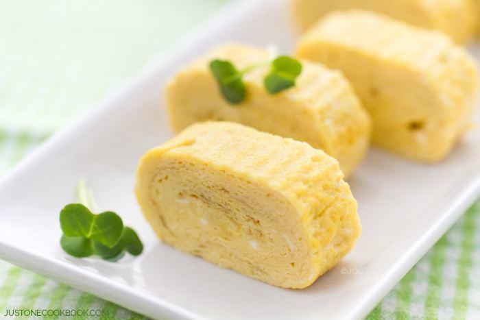 Tamagoyaki (Japanese Rolled Omelette) 玉子焼き • Just One Cookbook