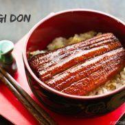 Unagi Don   Easy Japanese Recipes at JustOneCookbook.com