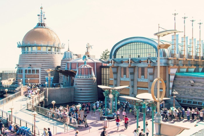 Guide for Tokyo DisneySea | Easy Japanese Recipes at JustOneCookbook.com