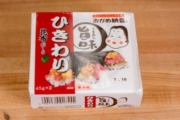 Natto - Hikiwari