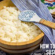 How To Make Sushi Rice   Easy Japanese Recipes at JustOneCookbook.com