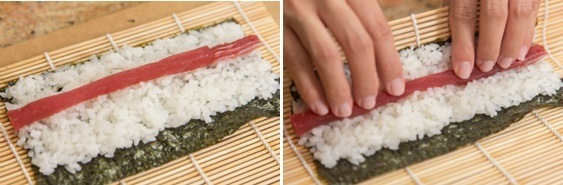Sushi Rolls 12