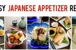 15 Easy Japanese Appetizer Recipes at JustOneCookbook.com