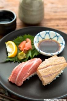Otoro Sushi 2 Ways | Easy Japanese Recipes at JustOneCookbook.com