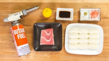 Otoro Sushi Ingredients