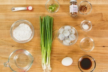 Korean Pancake Ingredients