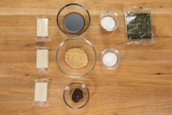 Mochi Ingredients
