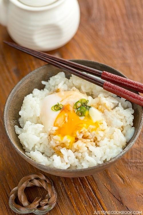 Onsen Tamago (Hot Spring Eggs)   Easy Japanese Recipes at JustOneCookbook.com