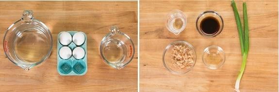 Onsen Tamago Ingredients