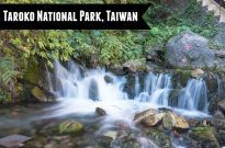 Taroko National Park Taiwan | JustOneCookbook.com