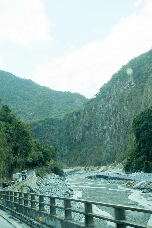 Road to Taroko National Park   Just One Cookbook