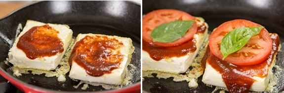 Tofu Pizza 7