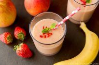 Strawberry Banana Smoothie | JustOneCookbook.com