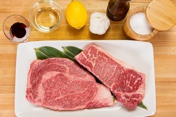 Wagyu vs American Kobe Beef Ingredients