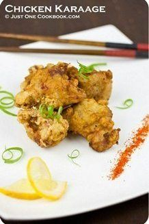 Chicken Karaage | JustOneCookbook.com