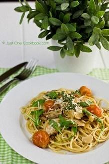 Chicken Scallopini with Lemon Butter   JustOneCookbook.com