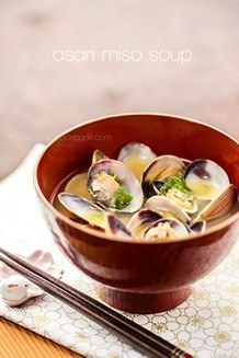Clam Miso Soup | JustOneCookbook.com