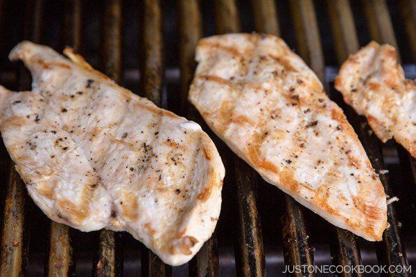 Grilled Chicken with Teriyaki Sauce 5