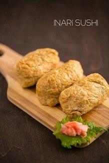 Inari Sushi| JustOneCookbook.com