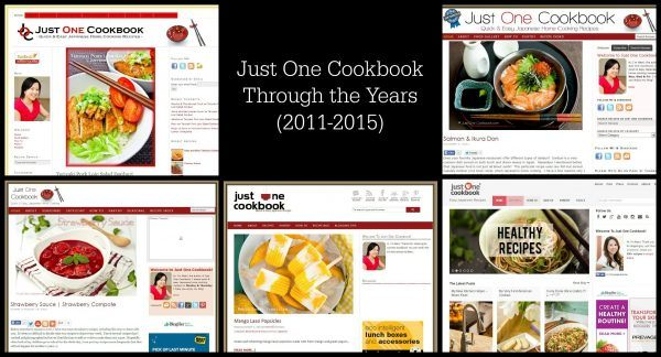 Just One Cookbook 4.0 2