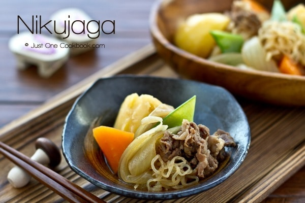 Nikujaga 肉じゃが Recipe | JustOneCookbook.com