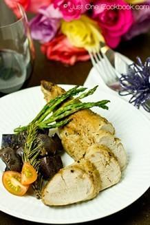 Thomas Kells Brined Pork Tenderloin | JustOneCookbook.com