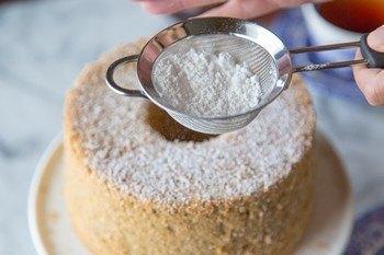 Earl Grey Chiffon Cake 14