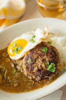 Loco Moco | Just One Cookbook