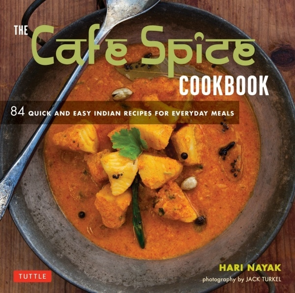 The Cafe Spice Cookbook w600