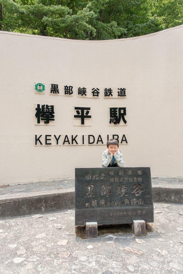Keyakidaira Station