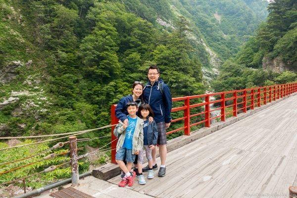 Okukane Bridge Keyakidaira