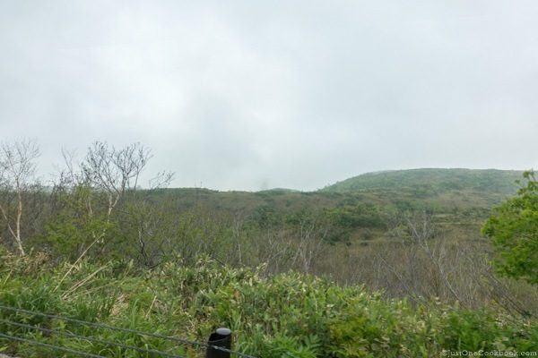 Bijodaira Murodo Scenery