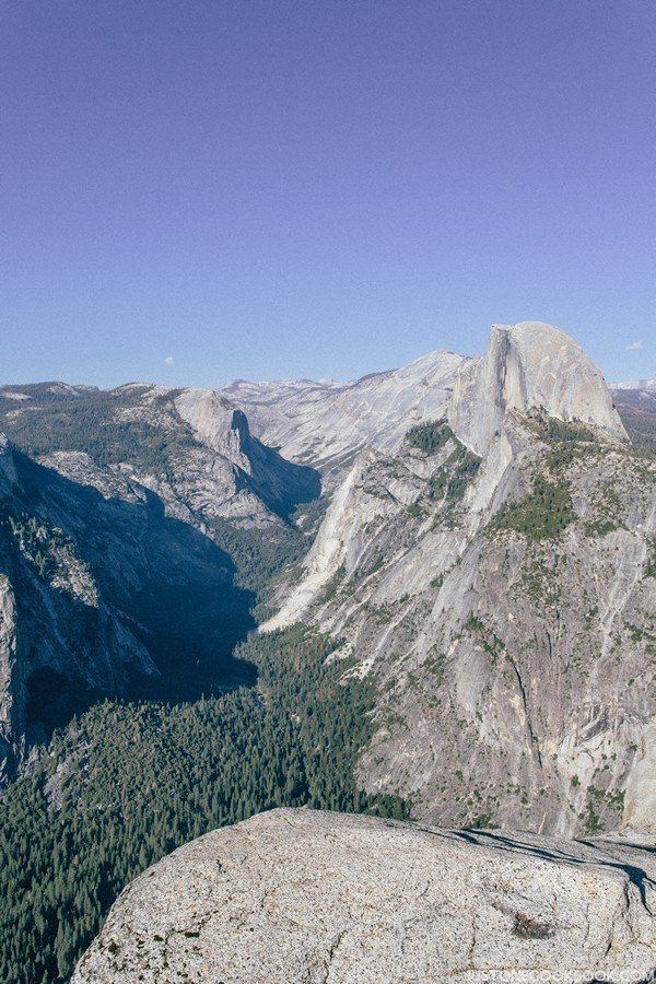 Half Dome Yosemite | Just One Cookbook
