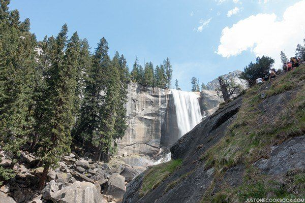 Vernal Falls | Just One Cookbook