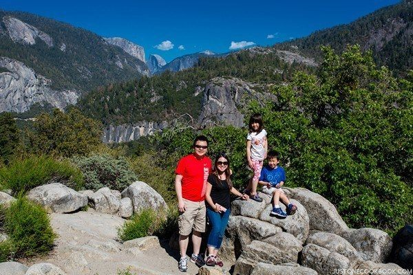 Visiting Yosemite | Just One Cookbook