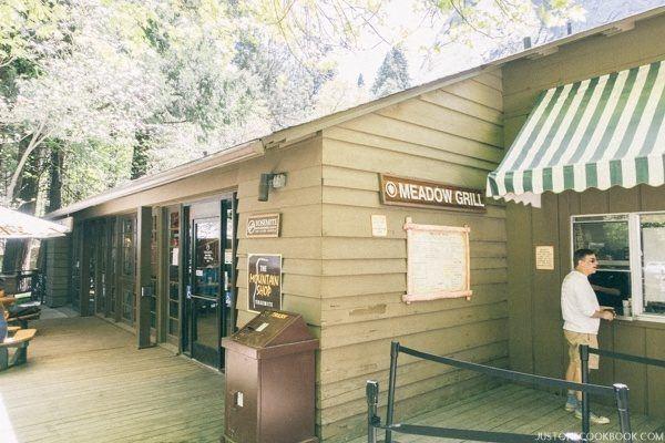 Meadow Grill Yosemite   JustOneCookbook.com