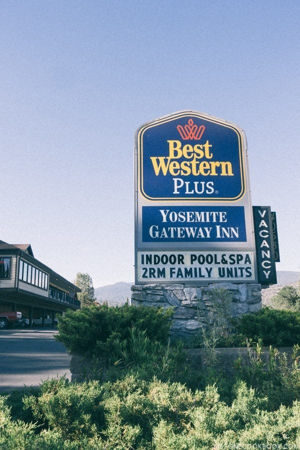 Best Western Plus Yosemite Gateway Inn } JustOneCookbook.com