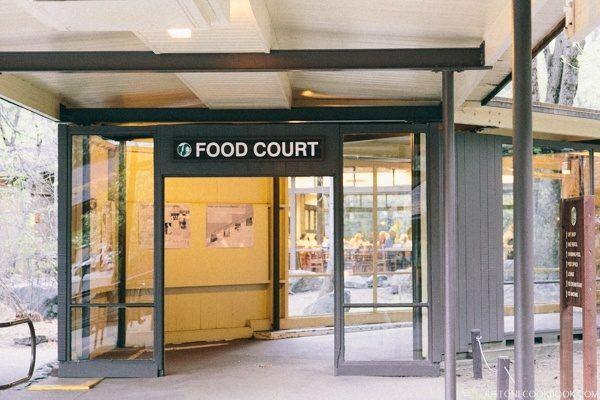 Yosemite Lodge Food Court   JustOneCookbook.com