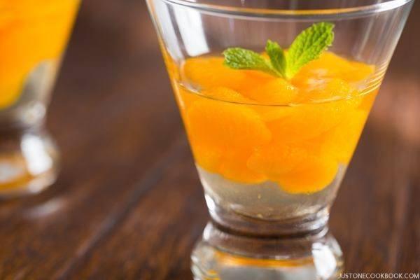 Orange Jelly | Easy Japanese Recipes at JustOneCookbook.com