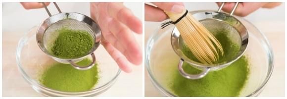 Green Tea Pudding 1