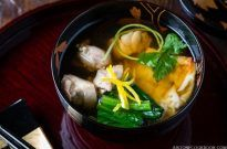 Ozoni お雑煮 – Japanese New Year Mochi Soup (Kanto Style)