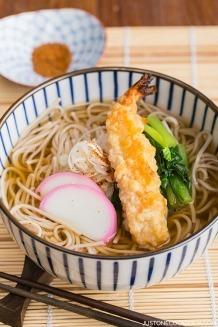 Soba Noodle Soup | Easy Japanese Recipes at JustOneCookbook.com