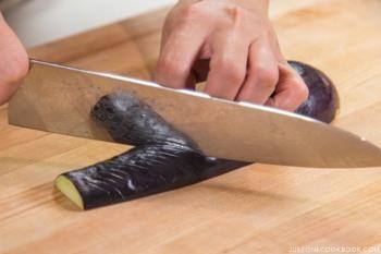 Eggplant Agebitashi 5