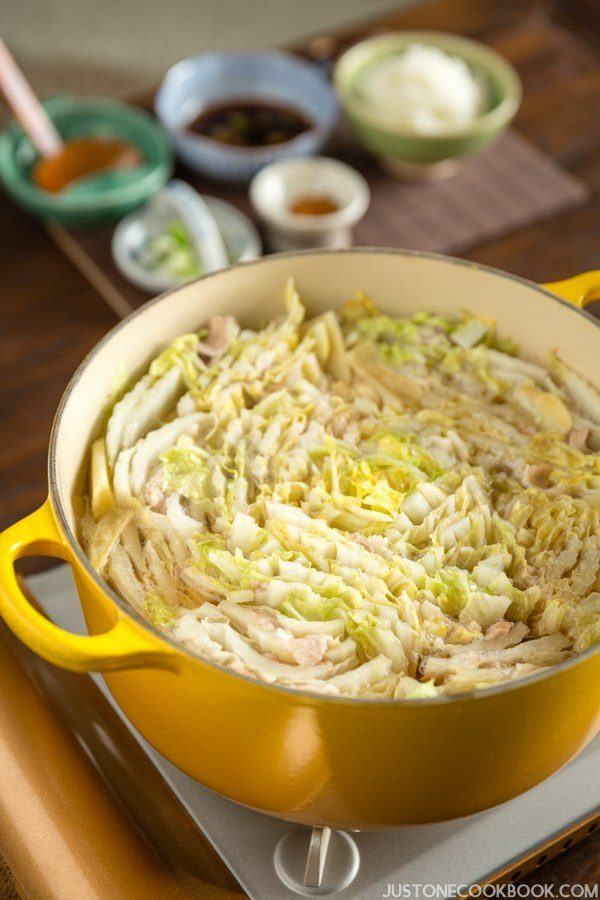 Mille-Feuille Nabe | Easy Japanese Recipes at JustOneCookbook.com
