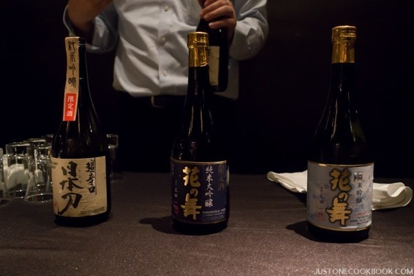 Sake | Winter Fancy Food Show 2016 Japan Pavilion | JustOneCookbook.com
